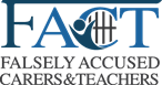 Falsely Accused Caregivers & Teachers Logo
