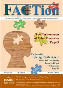 Winter Edition of FACTion available now